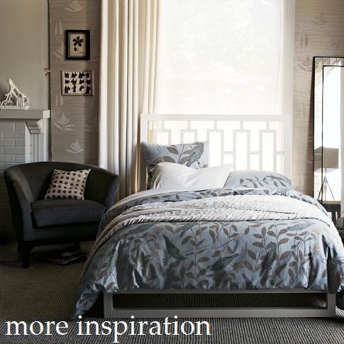 west elm window headboard