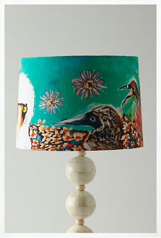Archipelago Lamp Anthropologie