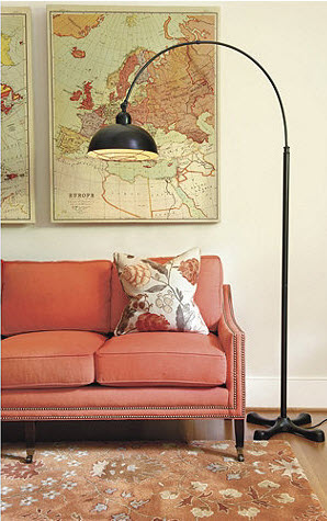 Brooklyn Floor Lamp - Ballard Designs
