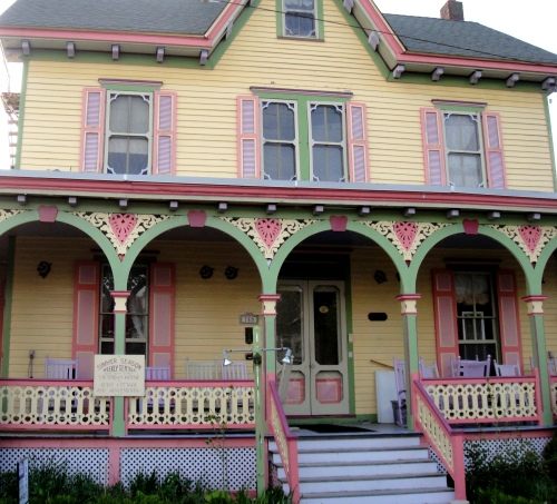 Colorful Victorian