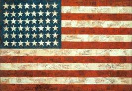 Jasper Johns American Flag