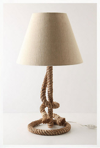 Riata Lamp - Anthropologie