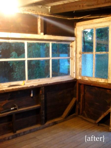 coop after interior