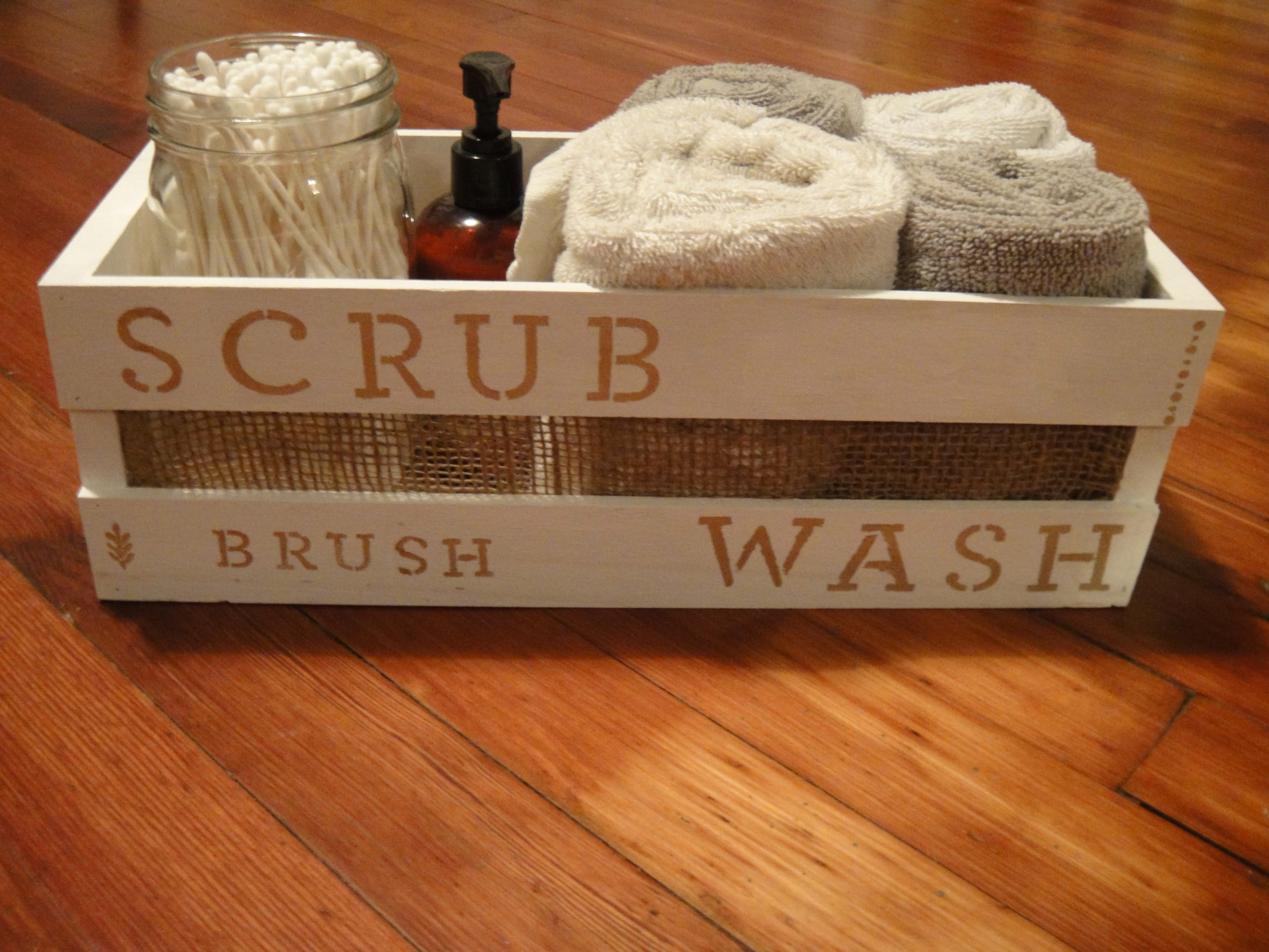bathroom box diy bathroom storage for around  so pretty is as pretty does
