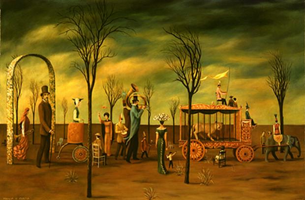 The Parade Philip C Curtis