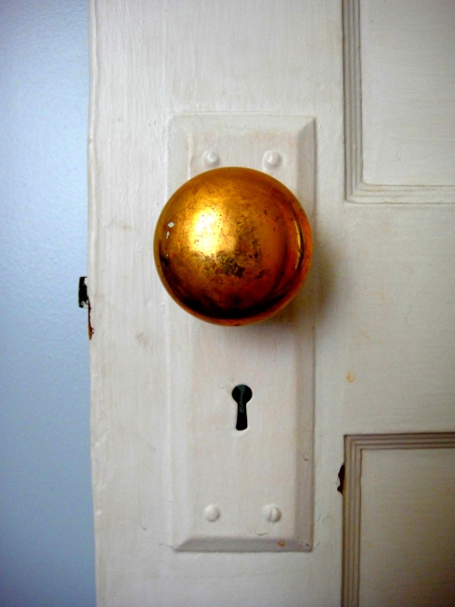 1 Original door hardware