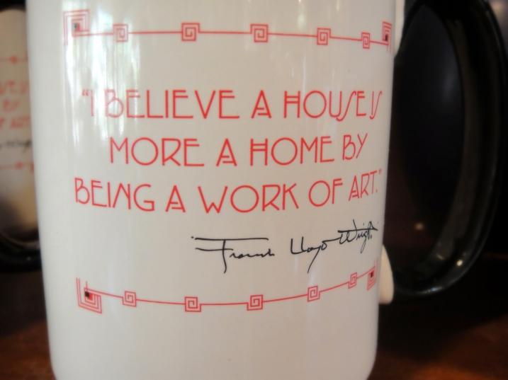 FLW Mug