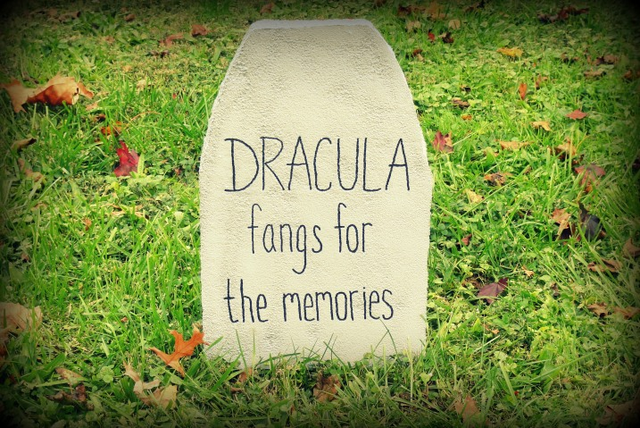 Dracule Tombstone Finished