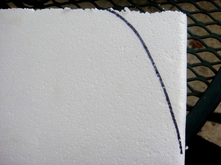 Sketch rough lines