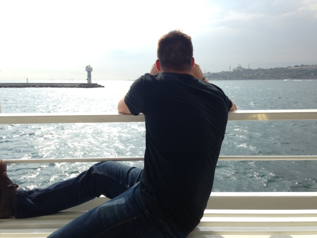 Adam on the Bosphorus 2014 So Pretty is as Pretty Does