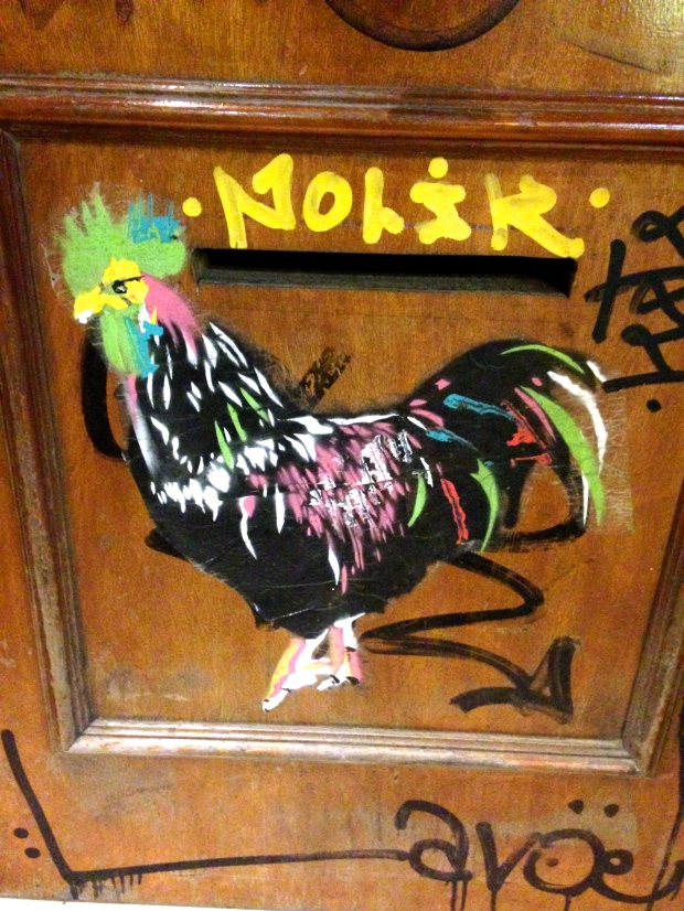 Barcelona Rooster