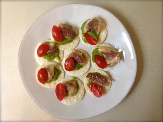 Sardine Snack